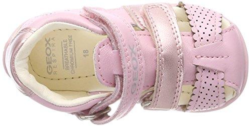 Fille Rose B Pink C Bébé Kaytan Ouvert Bout Geox Sandales Lt 8Edw0Tnvq
