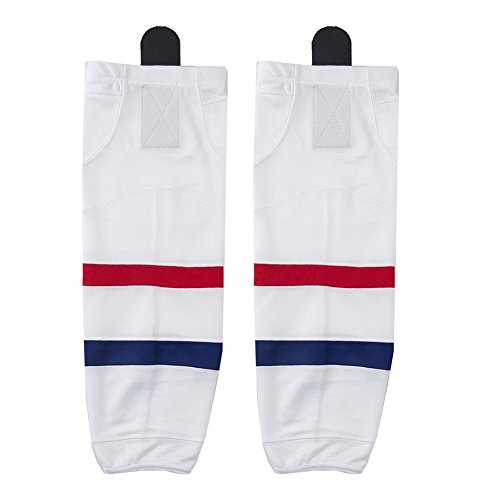 Hockey Socks, COLDINDOOR Youth Stripe Dry Fit Mesh Practice Ice Hockey Socks – DiZiSports Store