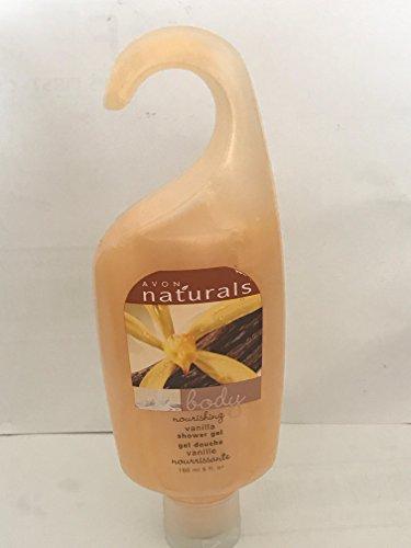 Avon Senses Silky Vanilla Hydrating Shower Gel