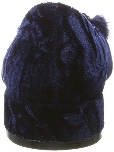 Alma en Pena Damen I17330 Geschlossene Ballerinas Blau (Blue)