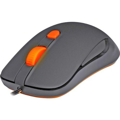 Kana Optical Ambidextrous Gaming Mouse - Black