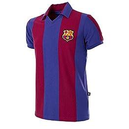 Copa Football - Maillot rétro FC Barcelona 1980-1981