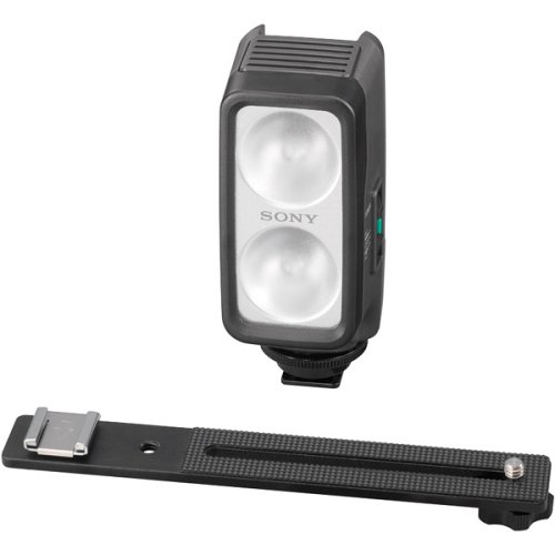 Sony HVL-20DMA 10-Watt and 20-Watt Dual Video Light for DCR-DVD 301 Camcorders by Sony