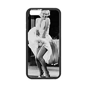 iPhone 6 Plus 5.5 Inch Cell Phone Case Black Marilyn Monroe Pmzera Hard protective Case Shell Cover