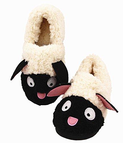 Zapatillas Caramella Bubble Bunny | Fuzzy Rabbit Slippers | Cosy Plush Dog House Shoe | Zapatillas De Casa Antideslizantes De La Suela Suave Para Las Mujeres, Cordero De Las Muchachas