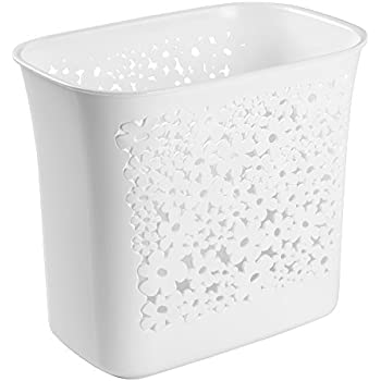 Decorative Wastebasket For Powder Room