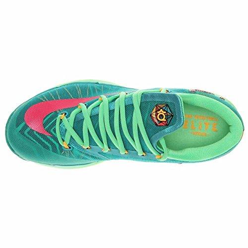 NIGHTSHADE KD LUCID 642838 Sneakers VIVID TURBO ELITE GREEN LT GREEN PINK 300 Nike VI Mens zwZaPqdq
