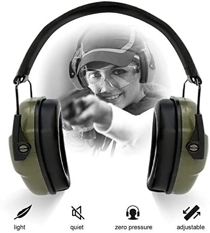 ucho Shooting Protection Safety Earmuffs product image