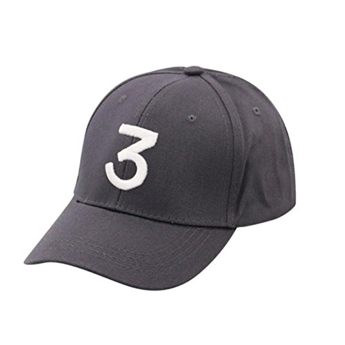 Ajustable Vintage Sombrero Gorra Unisex Papá Unisex Ajustable Sarga 3 Absolute Número Vintage Béisbol Algodón de de Gris ❤️ Vintage nxqIafBB