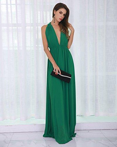 Buy deep back dress