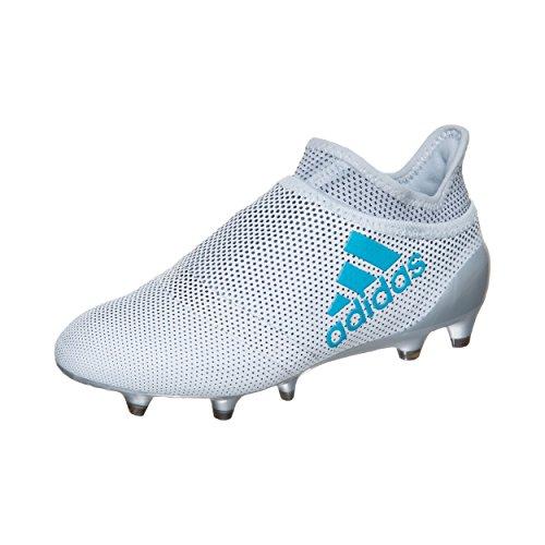 Adidas Kids Unisex Voetbal X17 + Purespeed Stevige Grondplaten Wit