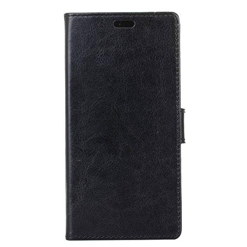 Cover Samsung Galaxy J3 (2017) J330 TOTOOSE Bark Grain Pattern PU Funda de cuero Cierre magnético Flip Stand Cover con ranuras para tarjetas Para Samsung Galaxy J3 (2017) J330 -blanco negro