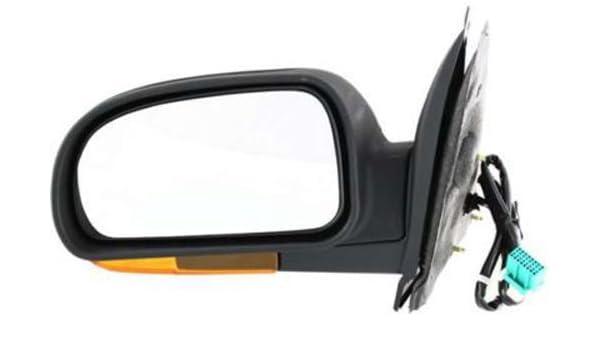 Kool-Vue CV36EL Exterior Mirror
