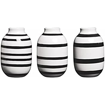 Amazon Kahler Omaggio Large Ceramic Vase Handmade Faience