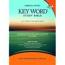The Hebrew-Greek Key Word Study Bible: NIV 1984 Edition, Hardbound