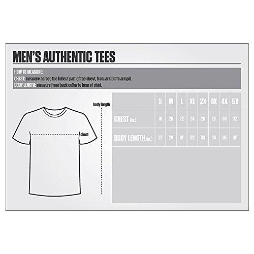 WWE Herren T-Shirt Schwarz Schwarz