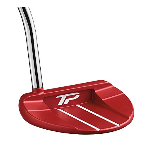 TaylorMade Golf Tour Preferred Red Collection Ardmore #7 Super Stroke 35 IN Putter, Right Hand