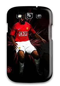 (WJssMkU7534Twwyw)durable Protection Case Cover For Galaxy S3(patrice Evra)