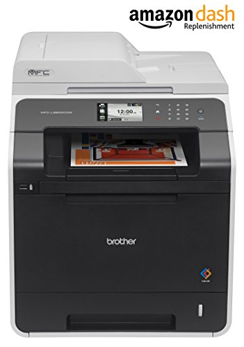 Brother Printer MFCL8600CDW Wireless Color Printer with Scan