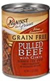 Evangers Against the Grain Pulled Beef Dog Food, My Pet Supplies