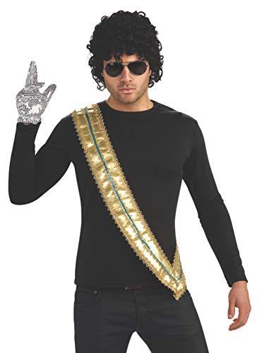 Michael Jackson Costume Accessory, Sash ()
