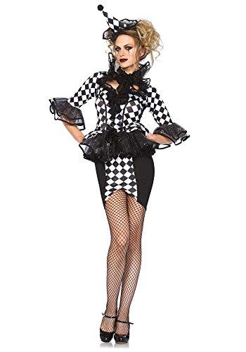 Leg A (Clown Costumes Ladies)