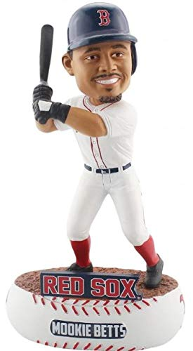 Mlb Bobble Head - Forever Collectibles Mookie Betts Boston Red Sox Baller Special Edition Bobblehead MLB