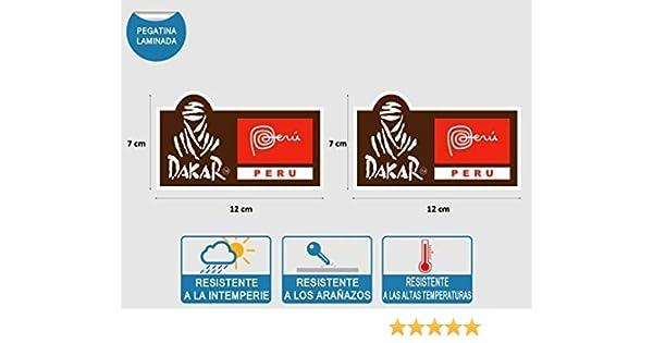 Pegatina Sticker ADESIVO AUFKLEBER Decals AUTOCOLLANTS Dakar Camel Trophy 4X4 Off Road Vinilo 5 a 7 a/ños 15 Unidades REF1
