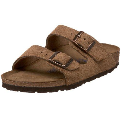 80f15cae04 Birkenstock Unisex Arizona Jasper Suede Sandals - 40 M EU 9-9.5 B(M) US  Women 7-7.5 B(M) US Men (B003I86NA2)