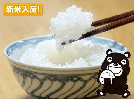 平成29年産 特別栽培米(減農薬米)森のくまさん 2kg
