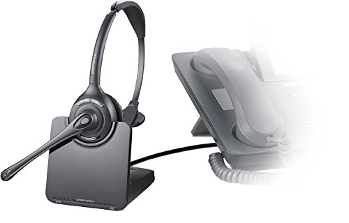 Plantronics CS510 - Over-the-Head monaural Wireless Headset System – DECT 6.0 by Plantronics (Image #2)