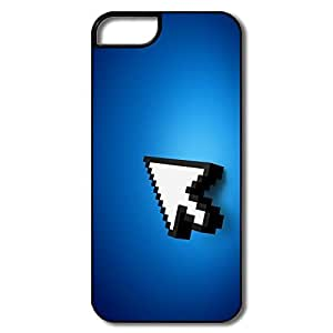 Funny Pixel Mouse Pointer IPhone 5/5s Case For Friend
