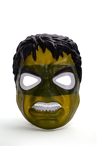 (REINDEAR Comics Costume Superhero LED Light Eye Mask US Seller (Hulk))