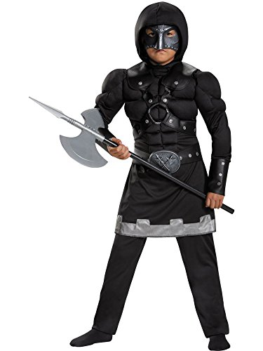 Executioner Muscle Costume, Large (10-12)