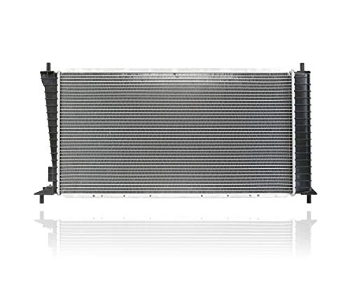 Radiator - Pacific Best Inc For/Fit 2141 97-98 Ford Pickup F-150 LD-Series 4.2/4.6L Plastic Tank Aluminum -