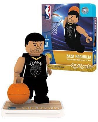 Oyo Sportstoys Zaza Pachulia Statement Uniform OYO Golden St