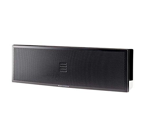 MartinLogan Motion 6i Center Channel Speaker, Single Speaker (Gloss Black) by MartinLogan