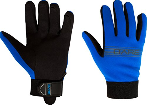 Bare 2mm Sport Glove Medium - Blue