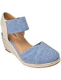Womens Plus Size Abra Espadrille Sandal