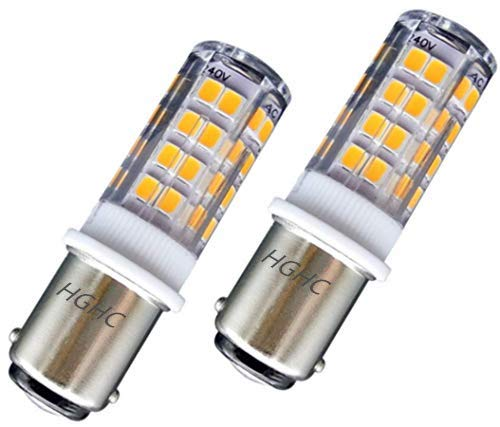 🥇 5W Ba15d LED Bombilla AC 220V