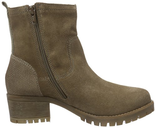 S Ankle 324 Boots oliver pepper Women''s 25433 Brown gqnxgwrHO