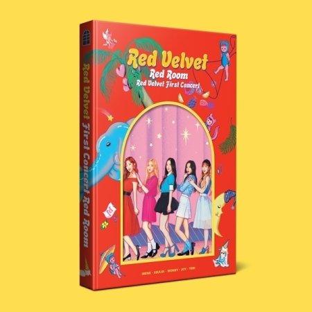 RED VELVET [RED VELVET FIRST CONCERT RED ROOM] PHOTOBOOK+Pre-Order Item+Tracking Number K-POP SEALED