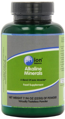 Alkalizing Powder (Phion Alkalizing Mineral Complex Powder, 7.94 Ounce)