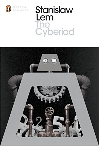 Book cover for The Cyberiad
