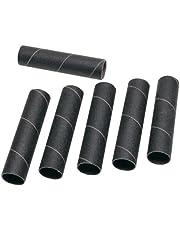 DELTA 31-796 1-Inch 80 Grit Sanding Sleeves for 31-780 Spindle Sander (6-Pack)