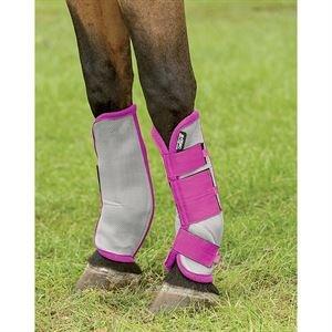 amiGO Fly Boots Pony Oatmeal/Brown