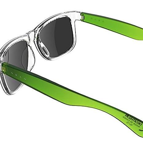Decathlon Walking Deportes para Adultos Gafas de Sol Trafford Transparente Verde Categoría 3: Amazon.es: Deportes y aire libre