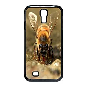 Bee Cute Pattern Hard Shell Phone Case Cover For Samsung Galaxy S4 Case 1