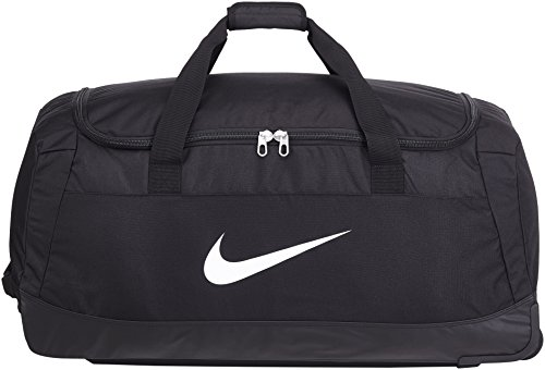 BA5199-010 NIKE CLUB TEAM SWSH ROLLER BAG