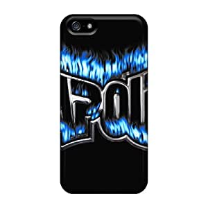 Iphone 5/5s Lvy5624XqJA Support Personal Customs Colorful Tapout Image Perfect Hard Cell-phone Case -AlissaDubois